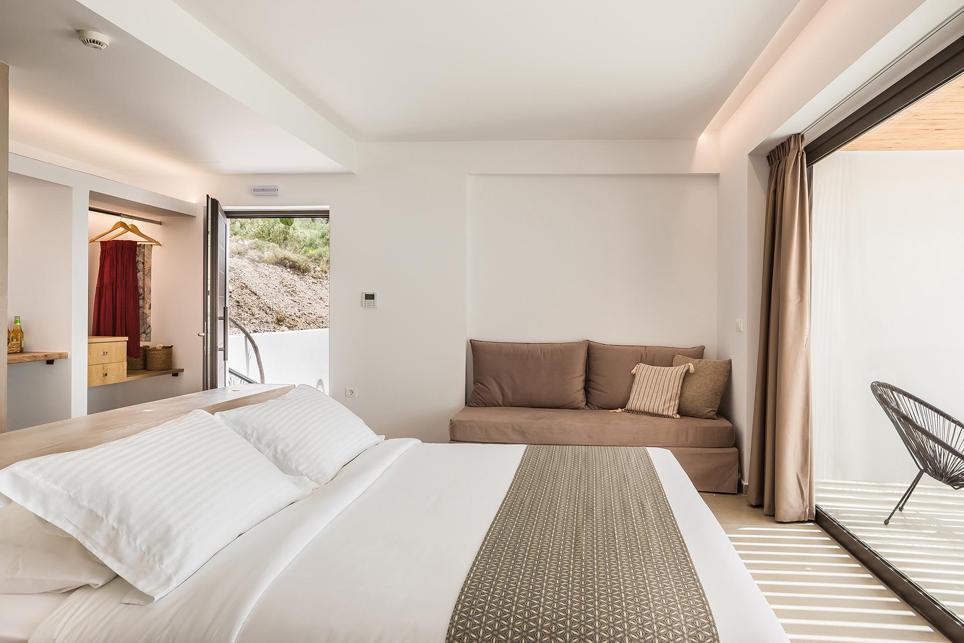 Escape suites interior
